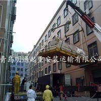 高空平台吊装/青岛设备搬迁、起重吊装