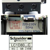 供应日立电梯配件接触器LC1D80M7C