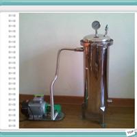 供应小型菜籽油过滤机器过滤速度快效果好