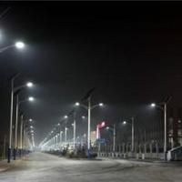 长沙百信光电太阳能路灯绿色照明