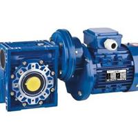 PC模块NMRV 电机组合型蜗轮减速机转接法兰