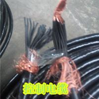 供应额定电压450/750V控制电缆 KVVP厂家