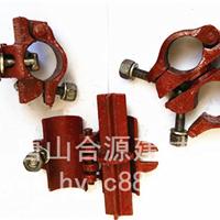 脚手架扣件建筑扣件 钢管扣件 十字旋转直接