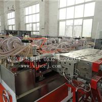 供应PVC木塑隔墙板生产线