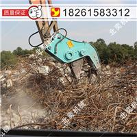 供应挖掘机拆迁液压钳 破碎钳 液压粉碎钳