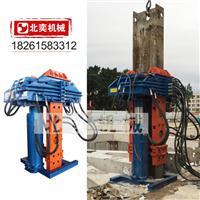 上海拔桩机 工法H型钢拔桩机 双油钢拔桩机