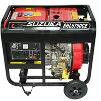 供应5KW风冷柴油发电机SHL6700CE