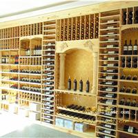 供应专卖店红酒展示架厂家
