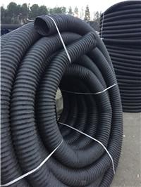 四川碳素波纹管电缆保护套管穿线管价格