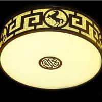 供应2016新款卧室灯,新中式LED房间吸顶灯
