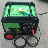 220A汽油发电电焊机一天燃油
