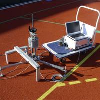 塑胶跑道冲击吸收和垂直变形检测仪
