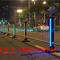 江苏常州市政发光护栏