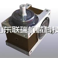 凸轮分割器会出现出力轴不转动现象