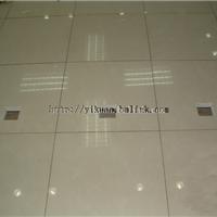 供应防静电瓷砖地板、瓷砖面高架地板