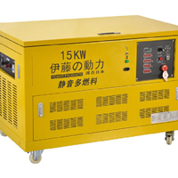 供应20kw三相汽油发电机YT20RGF