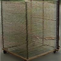 供应印刷配套设备干燥架 晾晒凉架 千层架