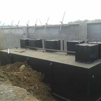 供应恒华牌优质地埋式医疗污水处理设备