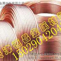 无缝紫铜管厂家TP2铜管医用氧气铜管批发