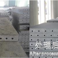 鼎泰铝合金模板抛丸机清砂机清理设备