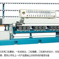 供应改良而成XM261A玻璃直线斜边磨边机