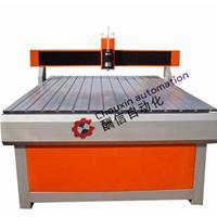 沧州双色板雕刻机/硬质PVC广告雕刻机
