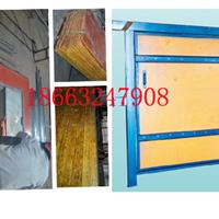 供应矿用木风门、矿用竹胶板风门价格低廉