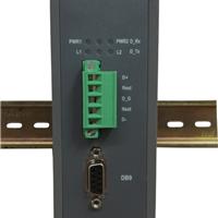 PLC数据采集光端机 西门子PLC-DP光纤转换器