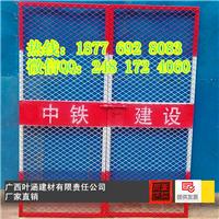 广西南宁施工电梯防护门价格施工安全电梯门