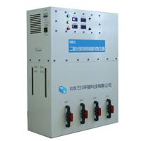 供应电解法二氧化氯发生器水消毒专用