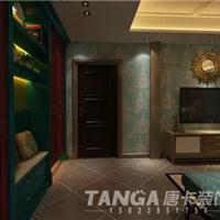 重庆渝北洋房别墅装修公司装修案例