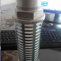 供应玻璃厂破碎机专用DN65消音器滤芯