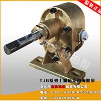 供应TJB系列上糊机专用铜胶泵 热熔胶齿轮式