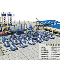 供应立模复合墙板生产线厂家
