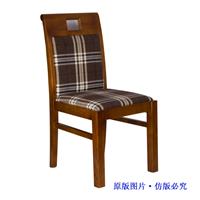 供应深圳扬韬家具批发椅子、酒楼实木餐椅