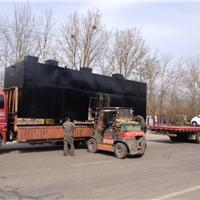 深圳 WSZ-0.5-1-2-3地埋式污水处理设备