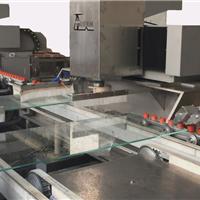 供应连线玻璃自动磨角机