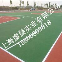 供应浙江台州塑胶篮球场施工材料报价