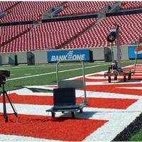 足球角度反弹发器角度球反弹率测试仪