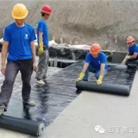 供应优质2mm厚自粘改性沥青防水卷材