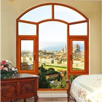 佛山门窗十大品牌德罗堡门窗50非断桥平开窗