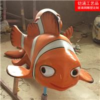 海洋雕塑定制-仿真动物-海洋公园装饰摆件