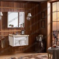 百王名家浴室柜铝材批发洗衣柜型材瓷砖橱柜