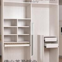 河北欧式橱柜铝型材生产厂家瓷砖柜体铝材
