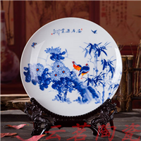 景德镇陶瓷盘子
