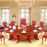 秉德家具电动餐桌实木餐桌厂家直销