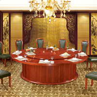 秉德家具电动餐桌实木餐桌厂家直销可定制