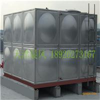 供应天津武清消防玻璃钢水箱 不锈钢水箱