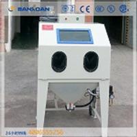 百轩厂家生产  天津玻璃喷砂机