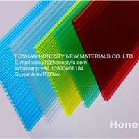 欧尼斯十年品质专业生产加工pc两层阳光板